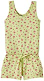 UCB KIDS Girls' Overalls, Dungarees and Rompers (15P3D48Z8054G910M_Pink_7 - 8 years)