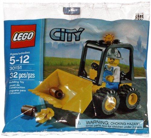 LEGO City Mining Dozer 30151 - 1