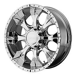Helo HE791 Maxx Triple Chrome Plated Wheel (20x10\
