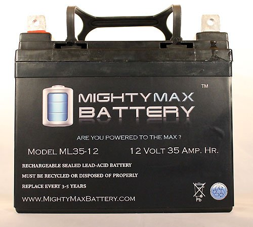 BATTERY,12V,35AH,SHOPRIDER,TE-888NB,TE778NBL,TE888NBL - Mighty Max Battery brand product Coupon 2016