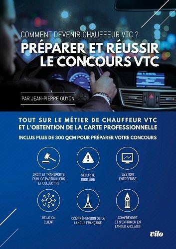 Préparer et réussir le concours VTC