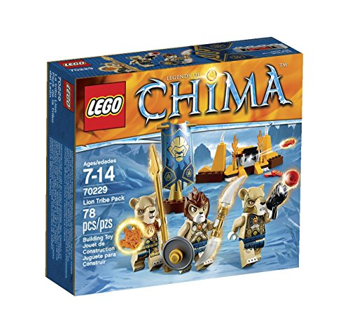LEGO Chima Lion Tribe Pack - 1