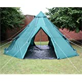 Tipi / Teepee 4 Man Family Camping Tent