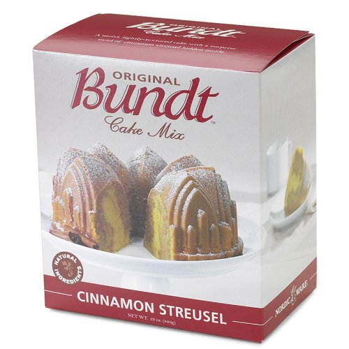Nordic Ware Original Cinnamon Streusel Bundt Mix
