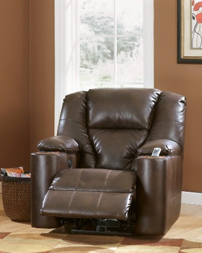 Ashley Furniture Brindle Living Room Reclining Chair With