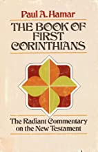 The Book Of First Corinthians - The Radiant…