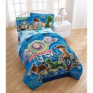 toy story circles full bedding set 5pc