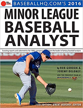 2016 Minor League Baseball Analyst