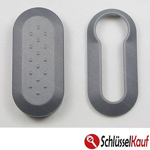 fiat-cles-de-voiture-boitier-clip-gris-de-rechange-coque-de-protection-500-brava-doblo-neuf