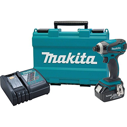 Makita XDT042 18V LXT Lithium-Ion Cordless Impact Driver Kit (Makita Driver Drill compare prices)