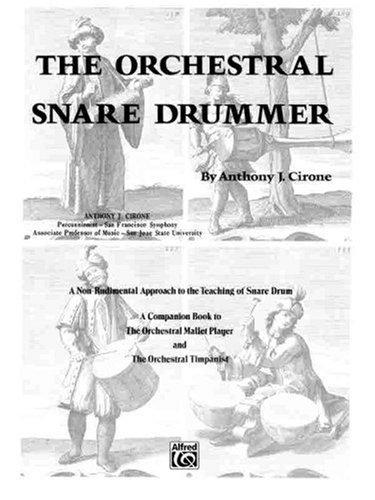 Orchestral Snare Drummer
