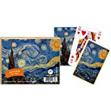 Piatnik Van Gogh Starry Night Playing Cards