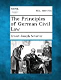img - for The Principles of German Civil Law book / textbook / text book
