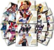 London 2012 Full set of 29 Gold Medal Winners individual 1st Class Stamps