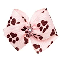 how to make puppy bows