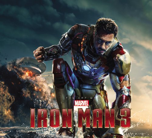 Marvels Iron Man 3: The Art of the Movie Slipcase