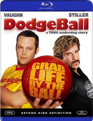 Вышибалы / Dodgeball: A True Underdog Story (2004) BDRip