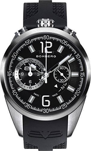 Bomberg NS44CHSS.0076.2 1968 collection Watch - Swiss Made - 44 mm