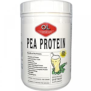 Olympian Labs Pea Protein (2 lbs)