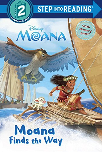 Disney Moana - Moana Finds the Way