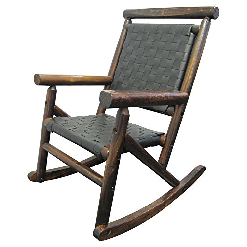 Cheapest!! Leigh Country Char-log Rattan Single Rocker