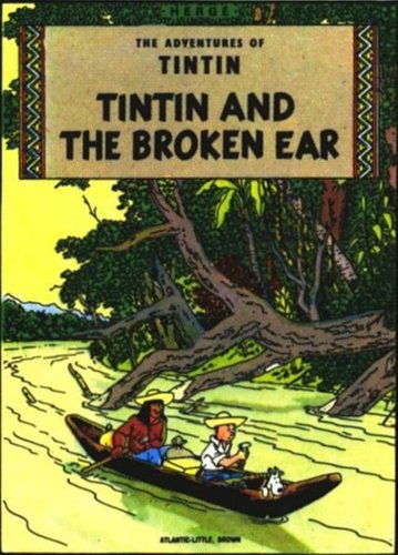 Adventures of Tintin: 
