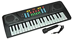 Plutofit Electronic Melody Musical Keyboard with Microphone