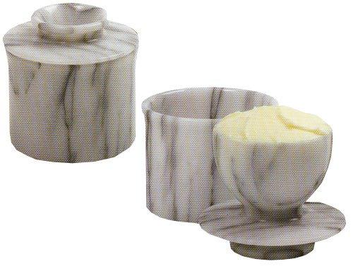Marble Butter Crock : Cheap water crocks marble butter keeper