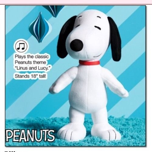 avon-peanuts-snoopy-musical-cuddle-pillow
