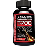 #1 Top Rated Thermogenic Fat Burner Extreme T-700 - The Best Potent Thermogenic for Extreme Weight Loss - 100% Natural and Custom Formula with Clinically Proven Ingredients.