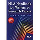 MLA Handbook for Writers of Research Papers, 7th Edition ~ Modern Language...