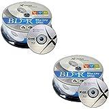 Xlayer BD-R 4x 50er Cakebox - Blu-Ray Disc Spindel