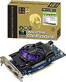 玄人志向 グラフィックボード nVIDIA GeForce GTS450 1GB PCI-E DVI mini-HDMI 空冷FAN(2スロット占有) GF-GTS450-E1GHD