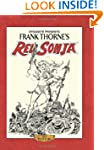 Frank Thorne's Red Sonja Art Edition HC