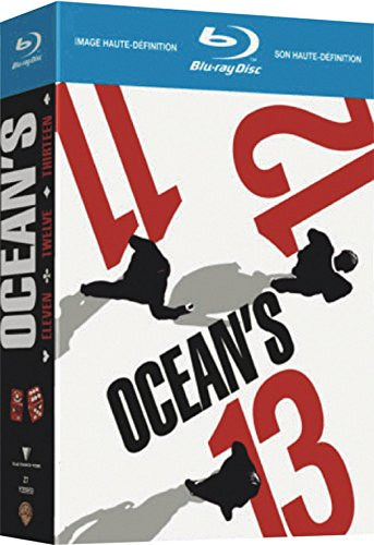 trilogie-oceans-11-12-13-blu-ray