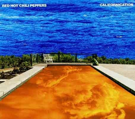 Red Hot Chili Peppers - Californication (Vinyl Replica - Zortam Music