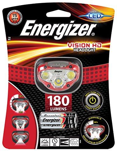 Energizer, Lampada frontale Vision HD