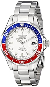 Invicta Men's 8933 Pro Diver Collection Silver-Tone Watch