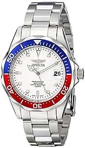 Invicta Men's 8933 Pro Diver Collection Silver-Tone Watch