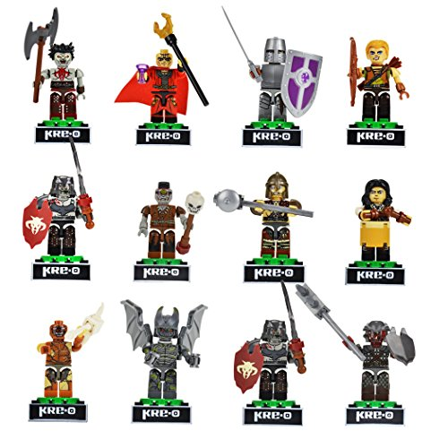 Kre-o Dungeons & Dragons 6 Pack Collection 1 (Quest 4d Forces compare prices)