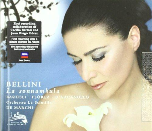 La Sonnambula (Bartoli - Florez) Ed.Ltda - Bellini - CD