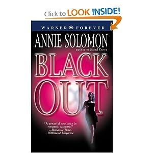 Blackout - Annie Solomon