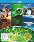 Natur 3D - Box [3D Blu-ray]
