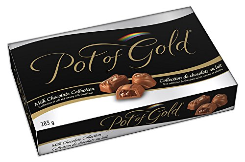 Pot of Gold Milk Chocolate Collection, 283 Gram