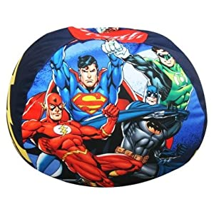 Justice League Bean Bag from Newco International Inc