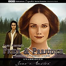 Pride and Prejudice (       UNABRIDGED) by Jane Austen Narrated by Harriet Stevens
