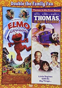 Adventures of Elmo in Grouchland/Thomas and the Magic Railroad