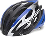 Giro Saros Helmet - Black/Blue, Small (51-55cm)