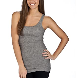 Mossimo Supply Co. Juniors Long and Lean Tank Collection - Assorted Colors