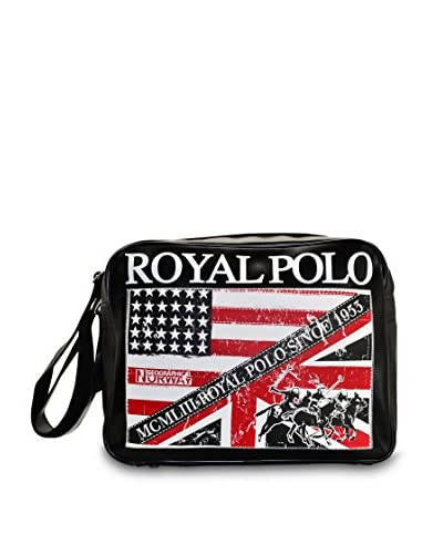 Geographical Norway Tracolla Sergent [Nero]